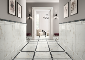 marble entrance